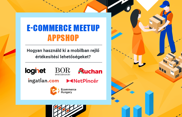 E-commerce Meetup - Appshop!